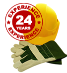Over 24 Years Experience